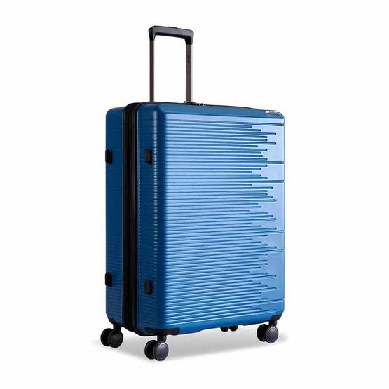 Rollica กระเป๋าเดินทาง ขนาด 24 นิ้ว รุ่น  VELO LINERฟ้า