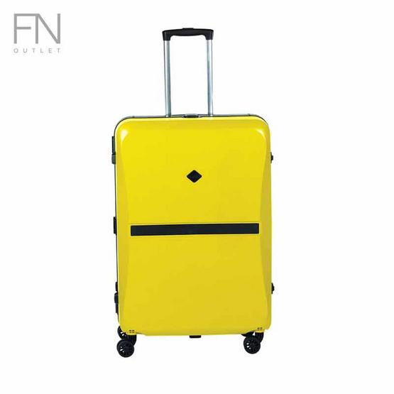 Rollica กระเป๋าเดินทาง ขนาด 20 นิ้ว รุ่น Neo เหลือง