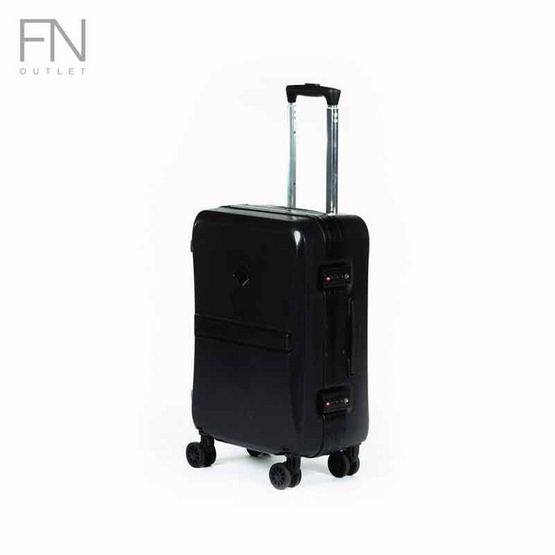 Rollica กระเป๋าเดินทาง ขนาด 24 นิ้ว รุ่น Neo ดำ