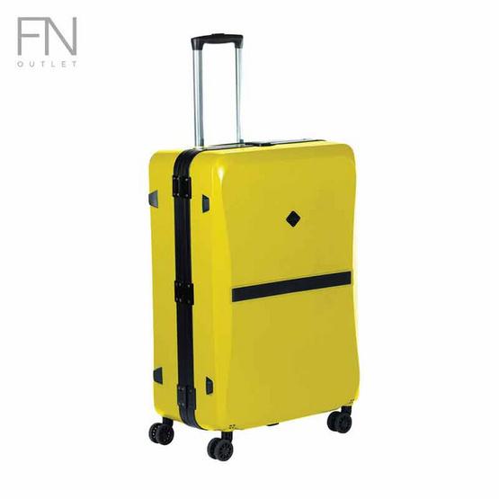 Rollica กระเป๋าเดินทาง ขนาด 28 นิ้ว รุ่น Neoเหลือง