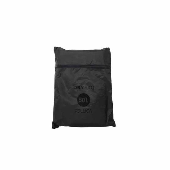 Rollica กระเป๋าหิ้ว/สะพายกันน้ำ ขนาด 50 ลิตร รุ่น Dry Bag