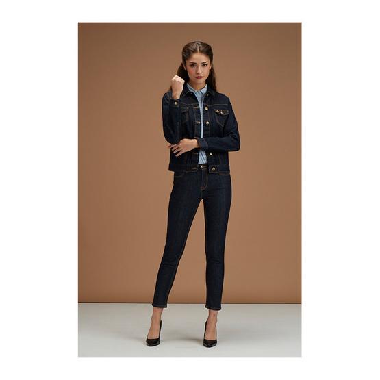 Mc Jeans กางเกงยีนส์ขาเดฟ รุ่น MBD1254