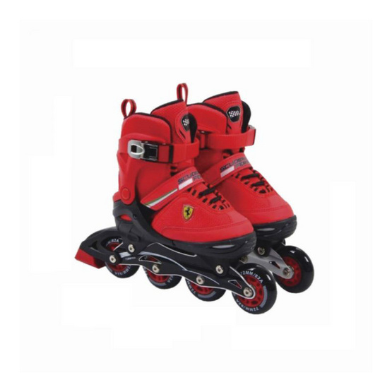 FERRARI รองเท้าสเก็ตเฟอร์รารี่ รุ่น FK16 อินไลน์สเก็ต สีแดง