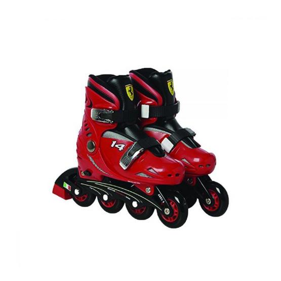FERRARI รองเท้าสเก็ตเฟอร์รารี่ รุ่น FK7 เบสิคสเก็ต สีแดง