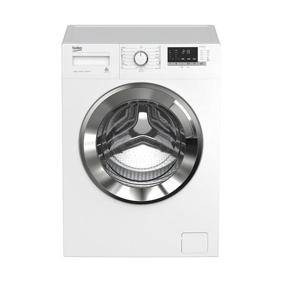 Beko เครื่องซักผ้าฝาหน้า ความจุ 9 kg รุ่น WTV9612XCO