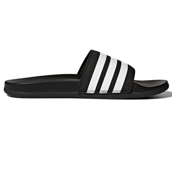 Adidas รองเท้า Adilette Cloudfoam Plus Stripes Slides AP9971