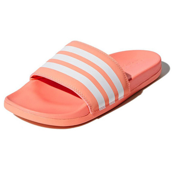 Adidas รองเท้า Adilette Cloudfoam Plus Stripes Slides B43528