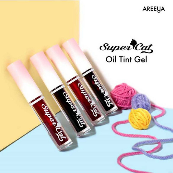 Areeya ทินท์เจล Super Cat Oil