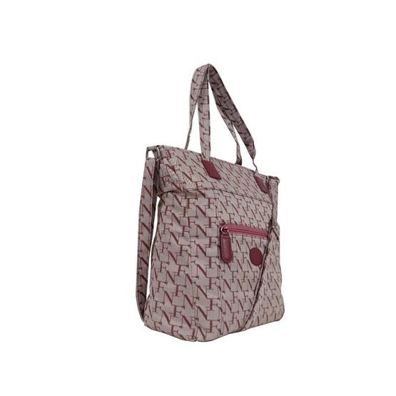 FN BAG BY FLYNOW กระเป๋าสำหรับผู้หญิง 1308-21-077-065 สีแดง