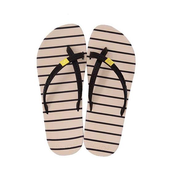 BlackOut รองเท้า รุ่น Toeloop ลายเส้น