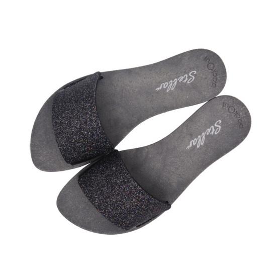 BlackOut รองเท้า รุ่น stella กากเพชร
