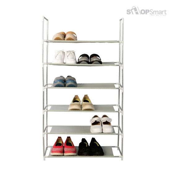 Shopsmart ชั้นวางรองเท้า 6 ชั้น รุ่น A06 20825