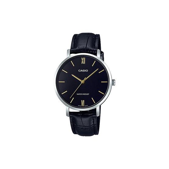 Casio นาฬิกาข้อมือ รุ่น LTP-VT01L-2BUDF