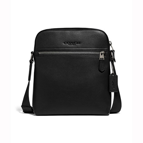 COACHF68014 HOUSTON FLIGHT BAG  (QBBK) [MCF68014QBBK]