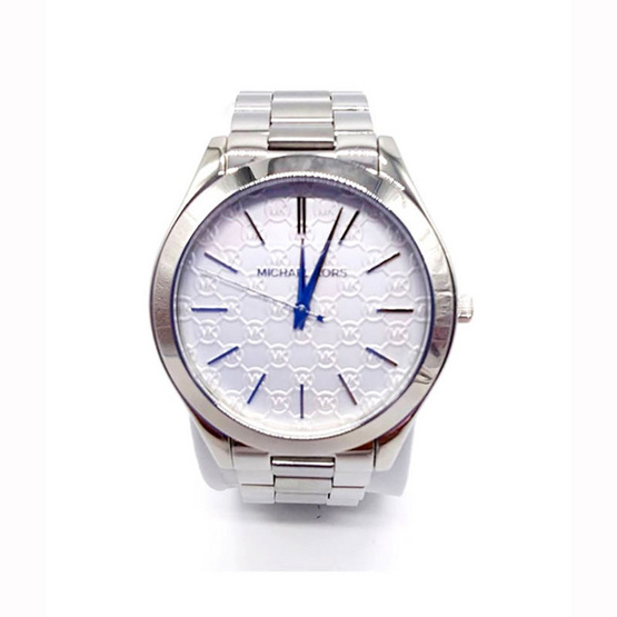 Michael MK3371 Runway Silver Dial Stainless Steel Ladies Watch [MCMK3371]