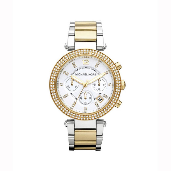 Michael MK5626 Ladies Michael Kors Parker Chronograph Watch [MCMK5626]