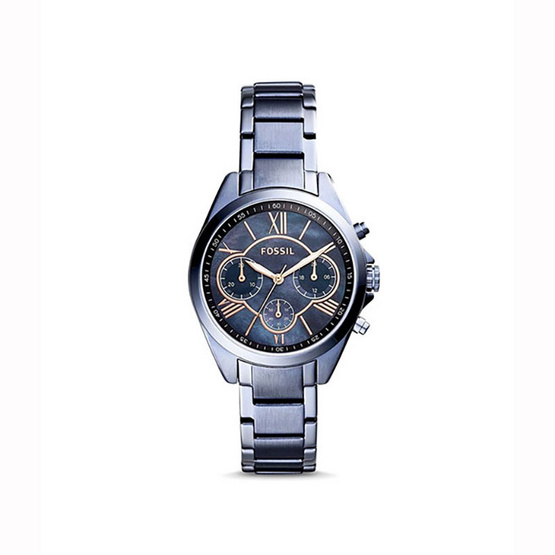 Fossil BQ3386 Modern Courier Chronograph Steel Blue Stainless Steel Watch [MCBQ3386]