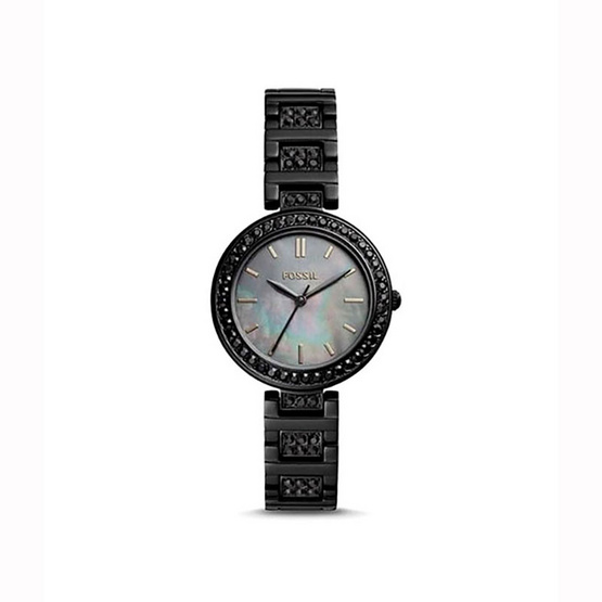 Fossil BQ3440 Black Bracelet Watch [MCBQ3440]
