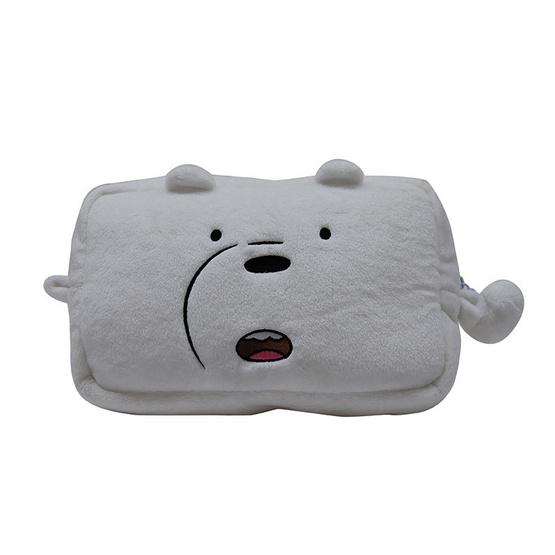 We Bare Bears กระเป๋าใส่เครื่องสำอางค์ไอซ์แบร์