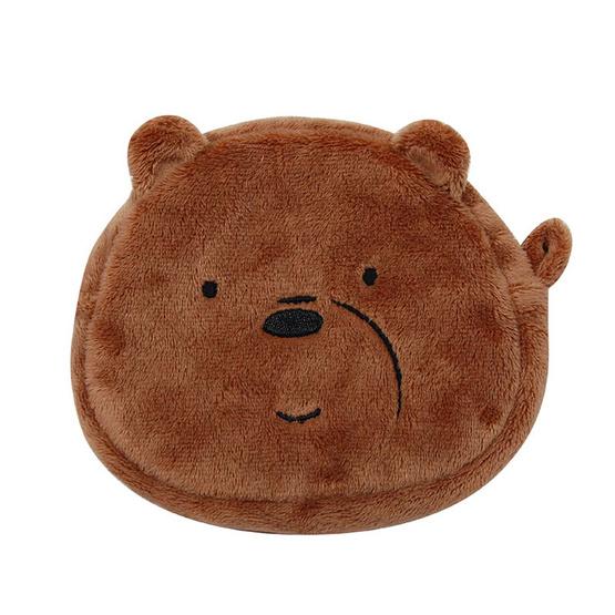 We Bare Bears กระเป๋าใส่เหรียญกรีซ