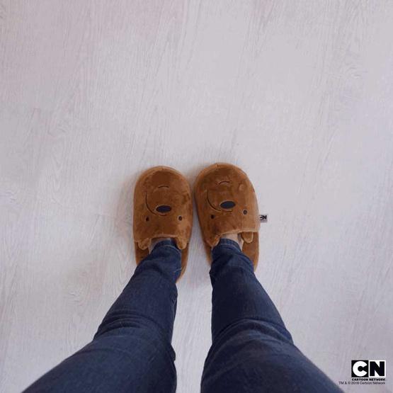We Bare Bears รองเท้ากรีซ