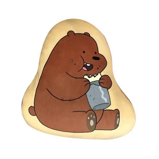 We Bare Bears หมอนอิงกรีซ