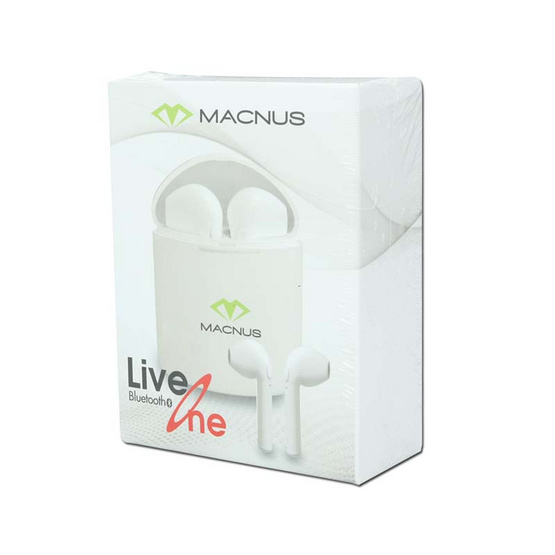 Macnus หูฟังบลูทูธแบบ True Wireless รุ่น Live One