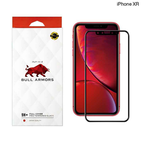 Bull Armors ฟิล์มกระจก สำหรับ iPhone Xr