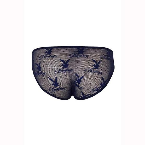 Playboy Intimates กางเกงชั้นในบิกินี สีกรม