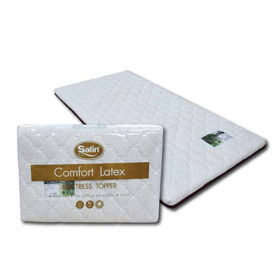 Satin ที่นอนยางพารา รุ่น Comfort Latex