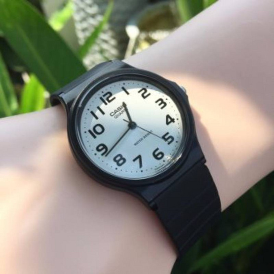 Casio นาฬิกาข้อมือ รุ่น MQ-24-7B2LDF