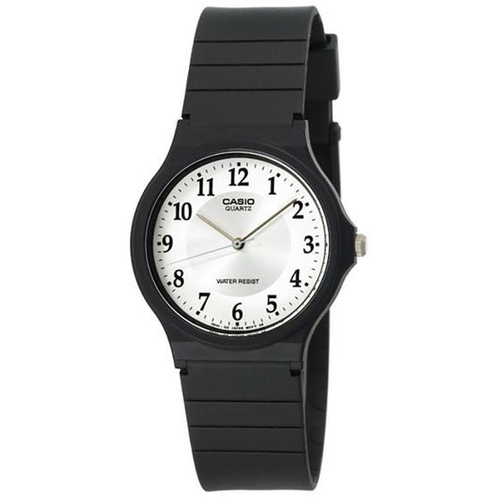 Casio นาฬิกาข้อมือ รุ่น MQ-24-7B3LDF
