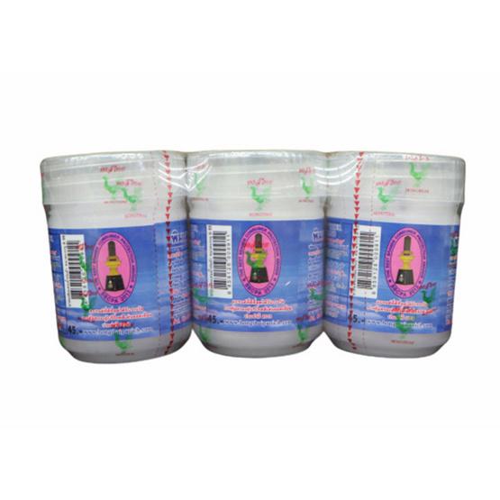 หงส์ไทย ยาดมพิมเสนน้ำ (กระปุกห่อผ้า) 1 ออนซ์ แพ็ค 3 กระปุก