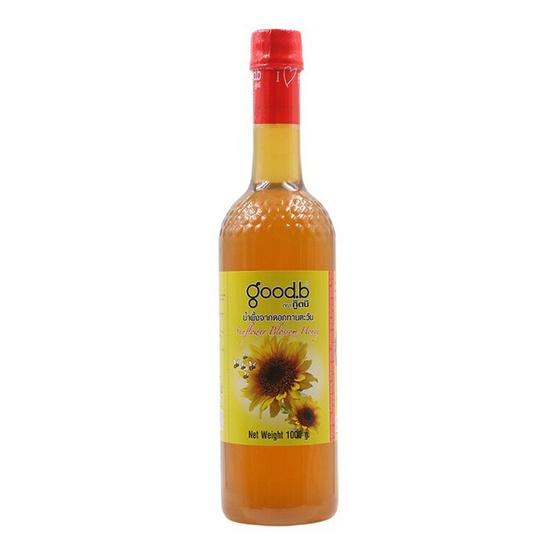 กู๊ดบี น้ำผึ้ง ดอกทานตะวัน 1000 กรัม