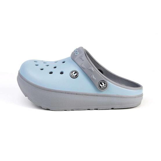 MAGO รุ่น BAMBO สีฟ้า รองเท้าสุขภาพ