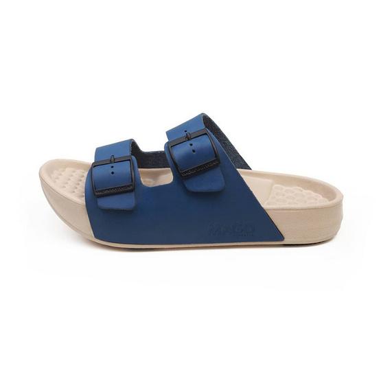 MAGO รุ่น De'BEAN สีกรม รองเท้าสุขภาพ
