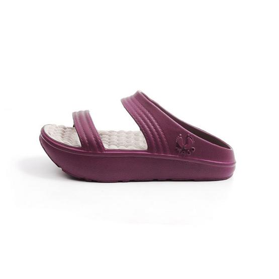 MAGO รุ่น RINA สีม่วง รองเท้าสุขภาพ