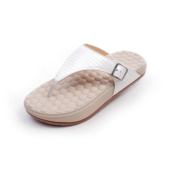 MAGO รุ่น LITA สีขาว รองเท้าสุขภาพ