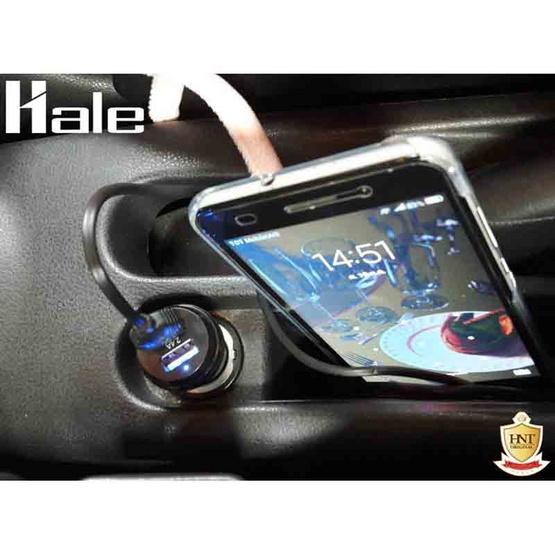 Hale ที่ชาร์จใจรถ พร้อมสาย Micro รุ่น HCS-02
