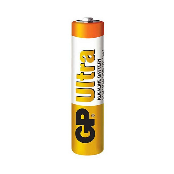 GP ถ่าน รุ่น Ultra Alkaline AAA 8 ก้อน