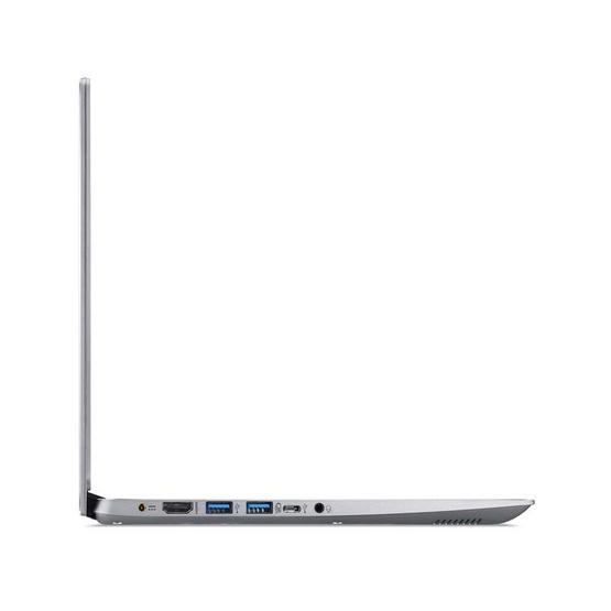 Acer โน๊ตบุ้ค Swift SF314-41-R4PZ AMD ATH300u 4G 256G UMA W10 (NX.HFDST.004) Sparkly Silver