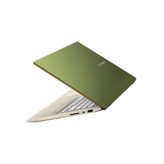 Asus โน๊ตบุ้ค VivoBook S14 S431FL-AM034T Moss Green