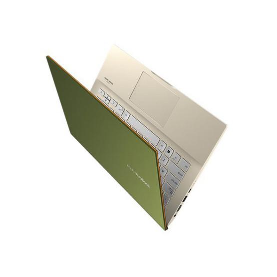 Asus โน๊ตบุ้ค VivoBook S14 S431FL-AM041T Moss Green