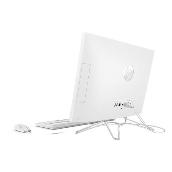 HP ออลอินวัน คอมพิวเตอร์ AIO 22-c0040d (Non Touch) (4LY72AA#AKL) White