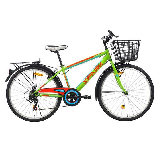 จักรยานแม่บ้าน รุ่น สปาร์ค 26 นิ้ว 6 สปีด