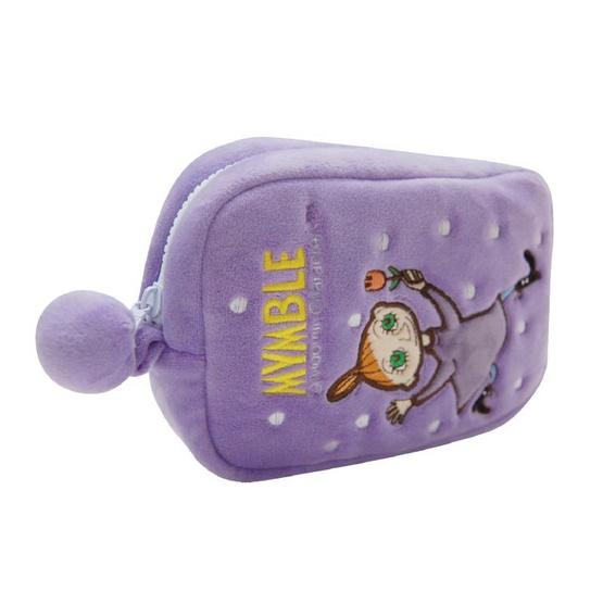 Moomin กระเป๋ามายเอ็มเบิ้ลใบสั้น สีม่วง