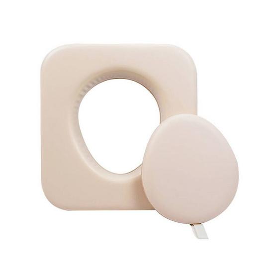 Fasicare เก้าอี้นั่งถ่าย พร้อมอาบน้ำ รุ่น W-07 สีขาว พับได้