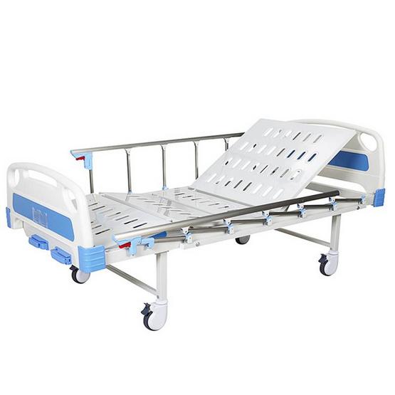 Fasicare เตียงผู้ป่วย 2 ไกด์มือหมุน ราวสไลด์ รุ่น FB-102 ...