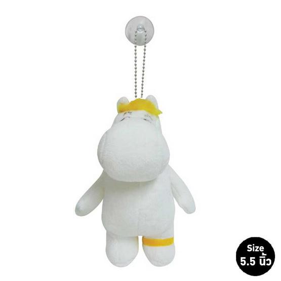 Moomin พวงกุญแจสน็อกไมเดนยืน 5.5 นิ้ว