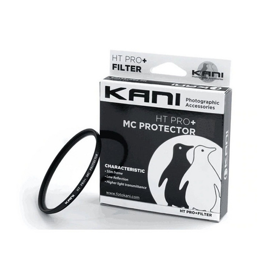 Kaniฟิลเตอร์HtPro+McProtector58mm.